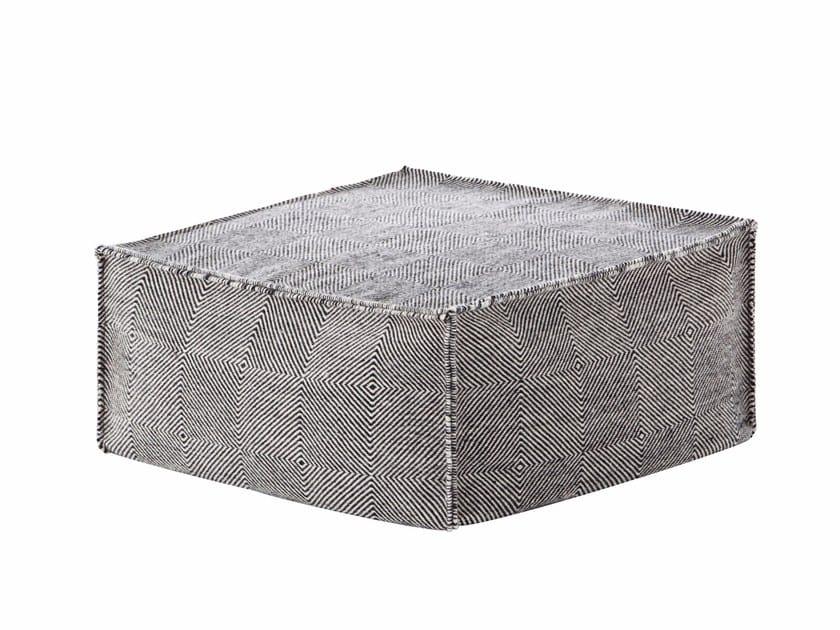 Fabric pouf SAIL   Pouf - GAN By Gandia Blasco