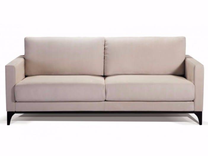 3 seater leather sofa SAINT LOUIS | 3 seater sofa - Canapés Duvivier