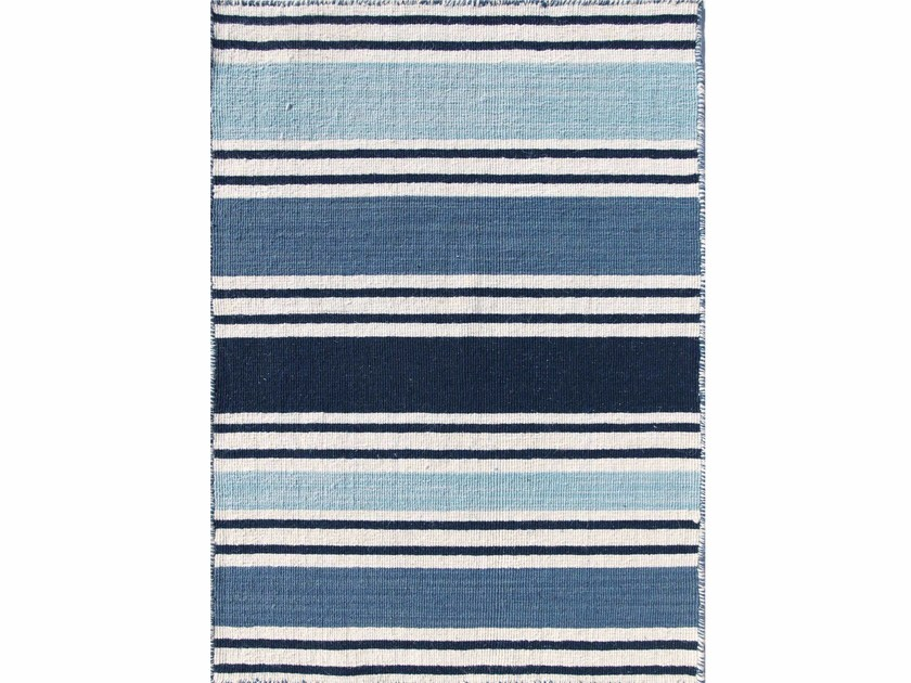 Striped wool rug SALADA - Jaipur Rugs