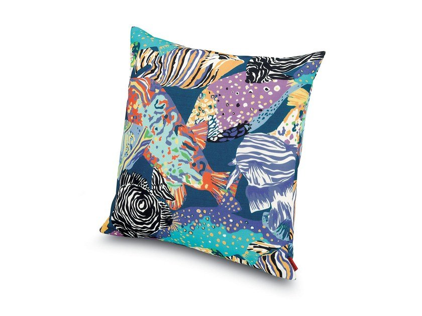 Fabric cushion SALALAH - MissoniHome