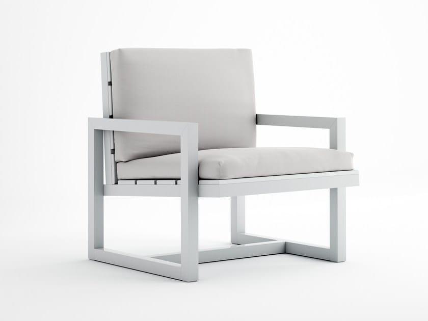 Garden armchair SALER | Garden armchair by GANDIA BLASCO