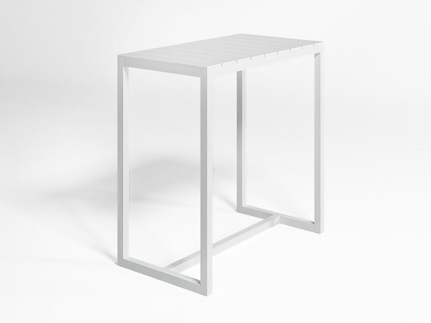 Rectangular high table SALER | Rectangular table - GANDIA BLASCO
