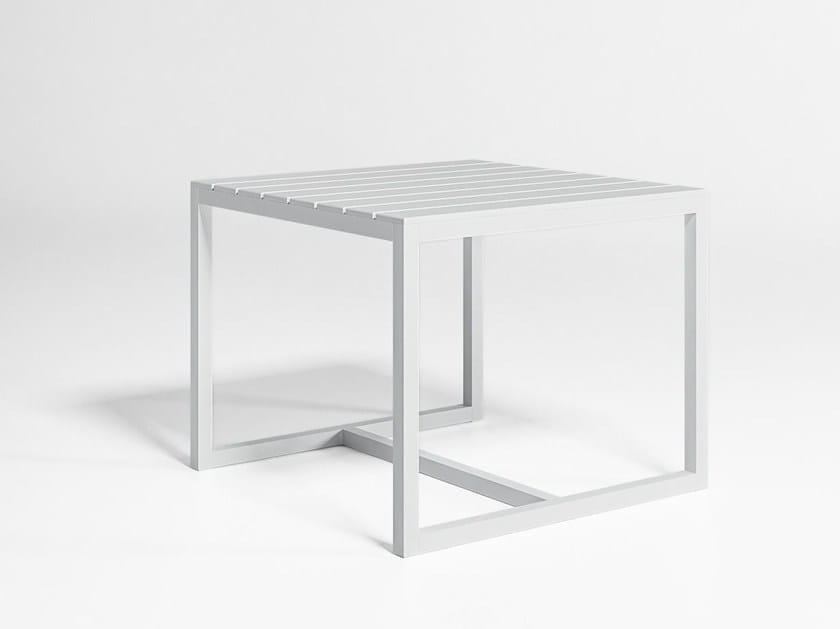 Square garden table SALER | Square table - GANDIA BLASCO