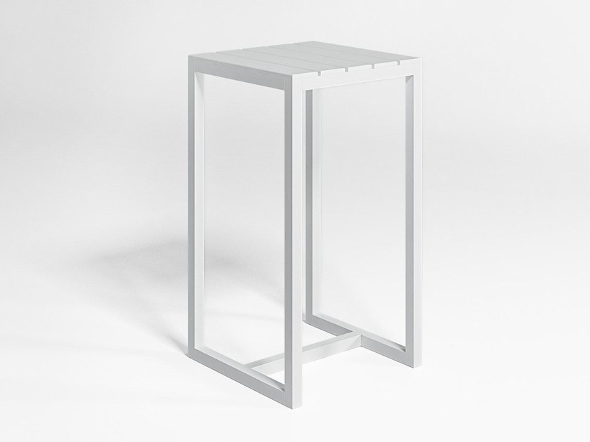 Square high table SALER | High table by GANDIA BLASCO