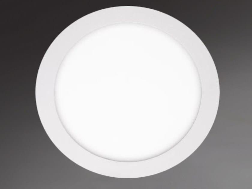 Recessed ceiling lamp SALERNO ROUND 8882 by Metalmek