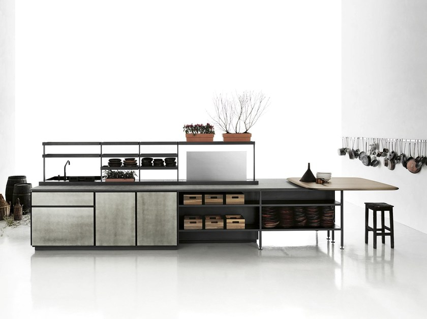 cuisine modulable salinas by boffi design patricia urquiola. Black Bedroom Furniture Sets. Home Design Ideas