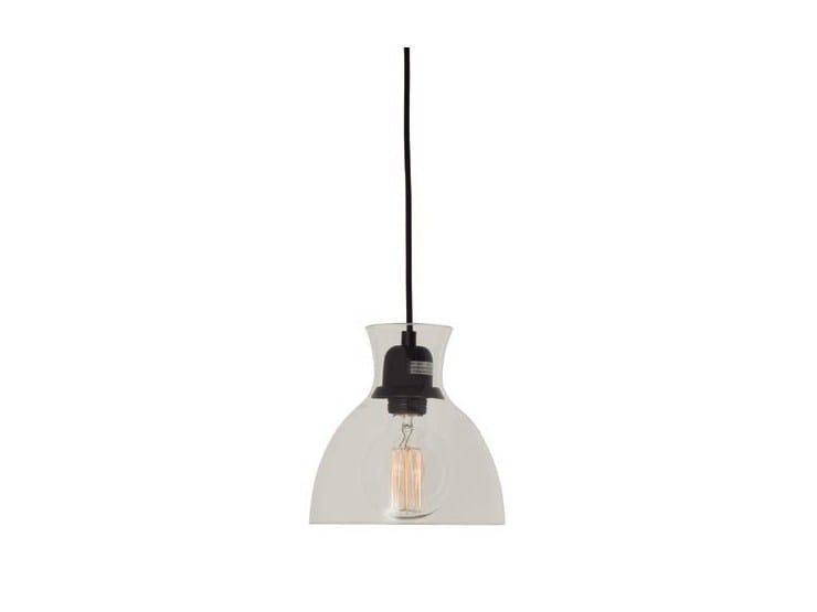 Glass pendant lamp SALUTE - Aromas del Campo