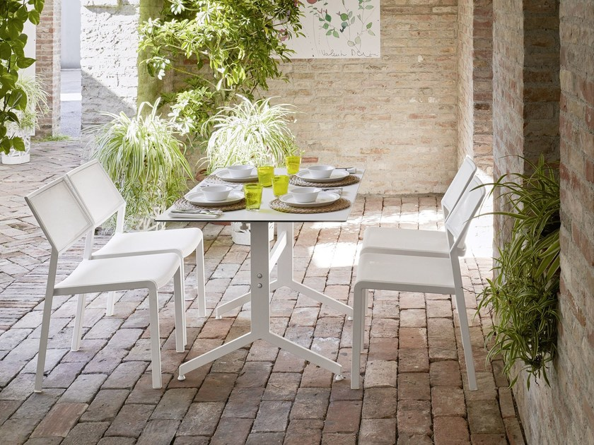 Rectangular garden table SAMBA RIO | Rectangular table - Roberti Rattan