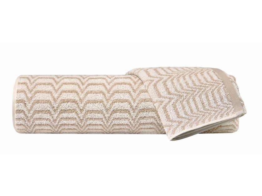 Asciugamano in spugna di cotone SAMMY | Asciugamano - MissoniHome