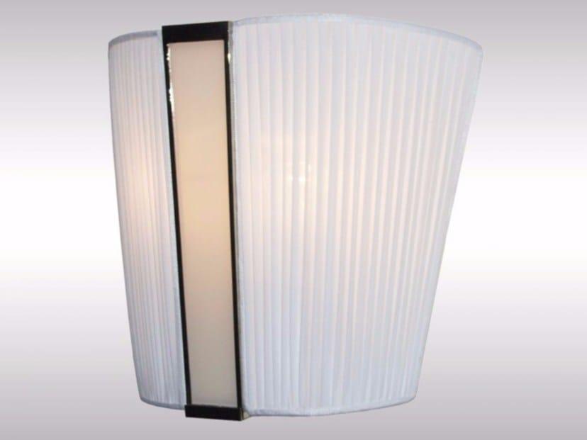 Fabric wall lamp SAMURAI - Woka Lamps Vienna