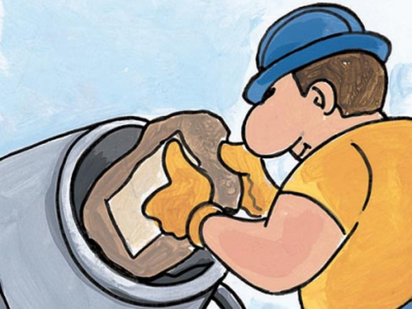 Renovating and de-humidifying additive and plaster SANATROCK SA by Azichem