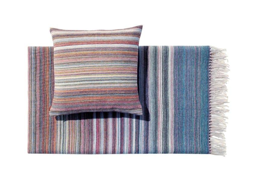 Striped lap robe SANCHO - MissoniHome