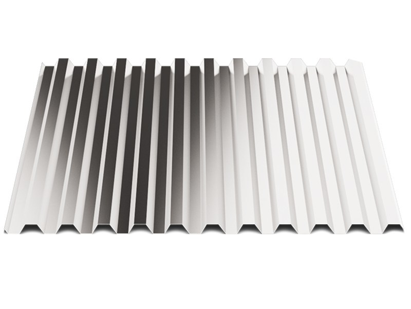 Corrugated and undulated sheet steel SAND20 by SANDRINI METALLI