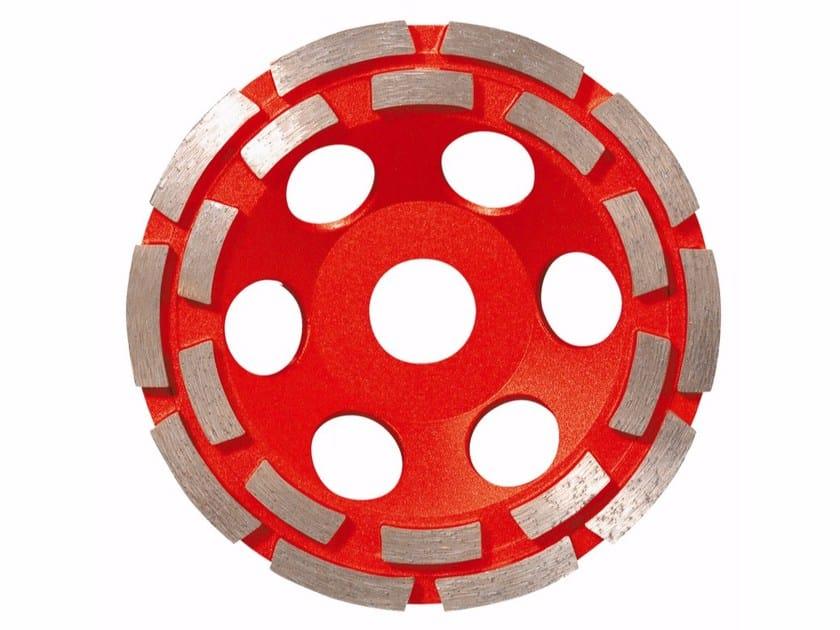 Sanding Diamond-coated Disc Sanding disc with diamond segments - Würth