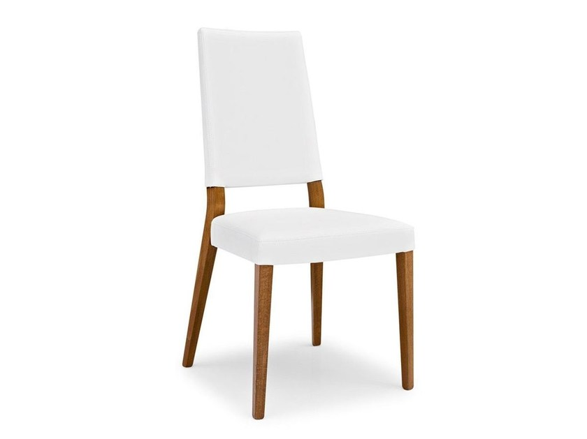 Upholstered fabric chair SANDY - Calligaris