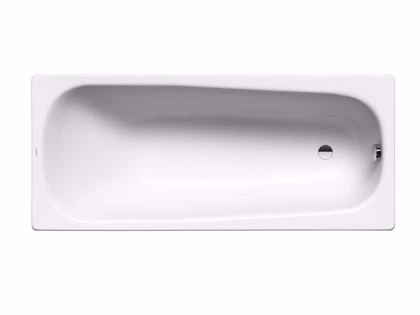 Built-in rectangular bathtub SANIFORM - Kaldewei Italia