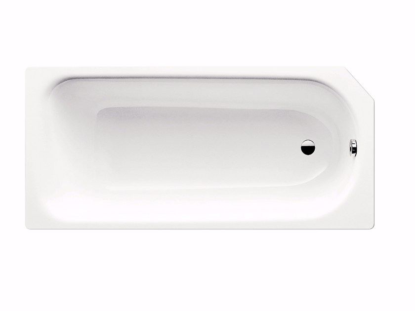 Built-in rectangular bathtub SANIFORM V3 by Kaldewei Italia