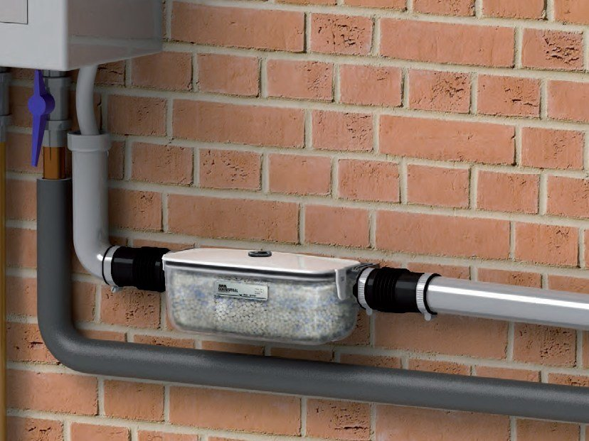 Accessory for HVAC system SANINEUTRAL by Sanitrit