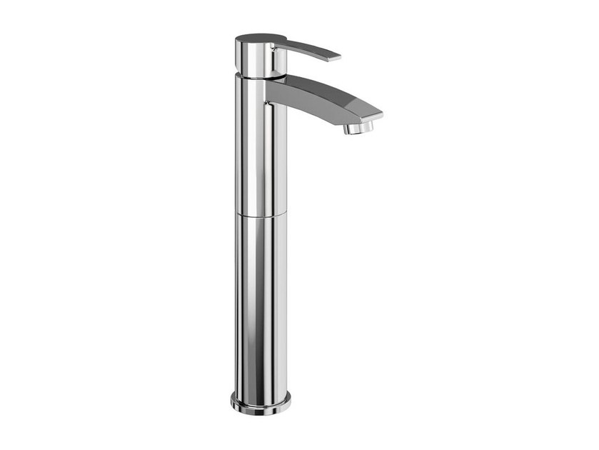 Single handle washbasin mixer without waste SAPPHIRE | Brass washbasin mixer - Polo