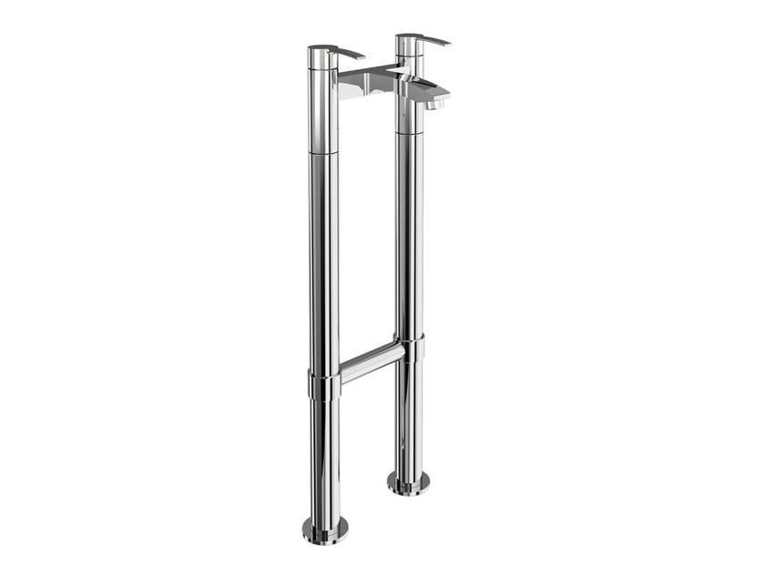 2 hole floor standing bathtub mixer SAPPHIRE - | Floor standing bathtub mixer by Polo