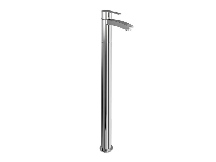 Floor standing single handle bathtub mixer SAPPHIRE | Floor standing bathtub mixer by Polo