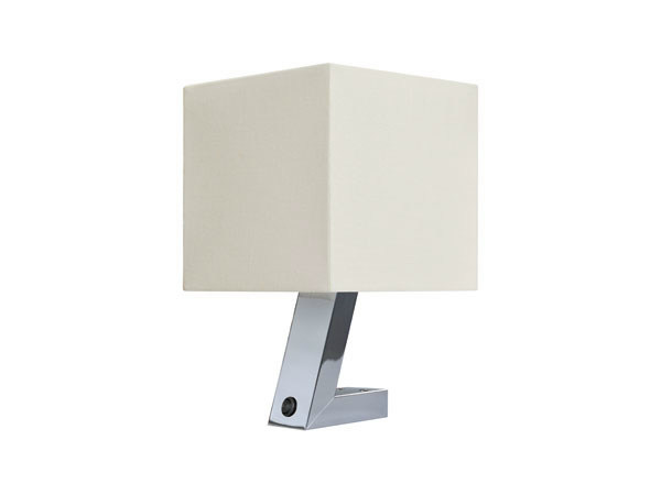 Halogen canvas desk lamp SARAH by Quicklighting