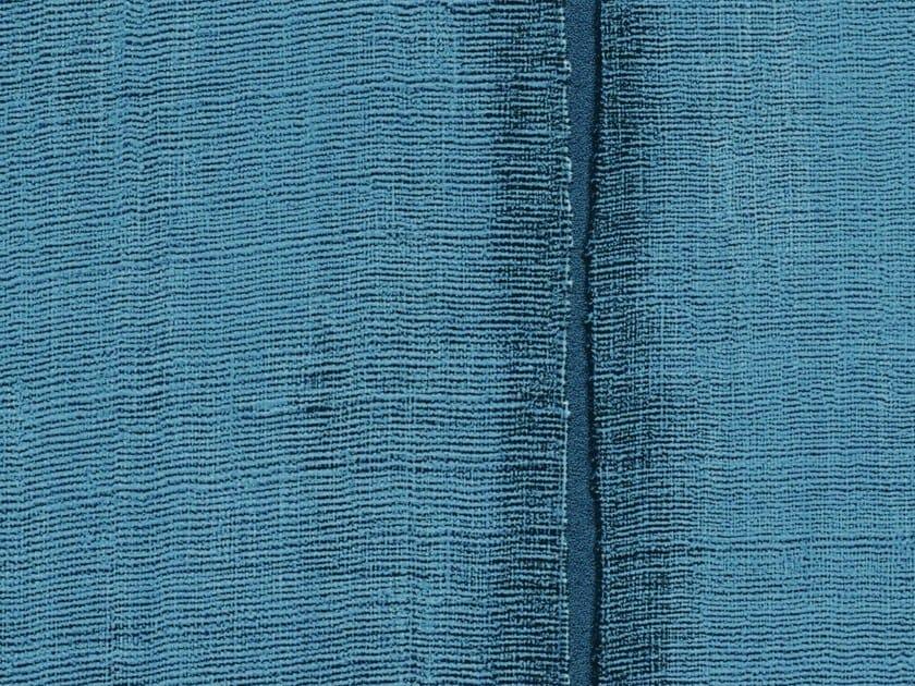 Vinyl wallpaper with textile effect SARI - Élitis
