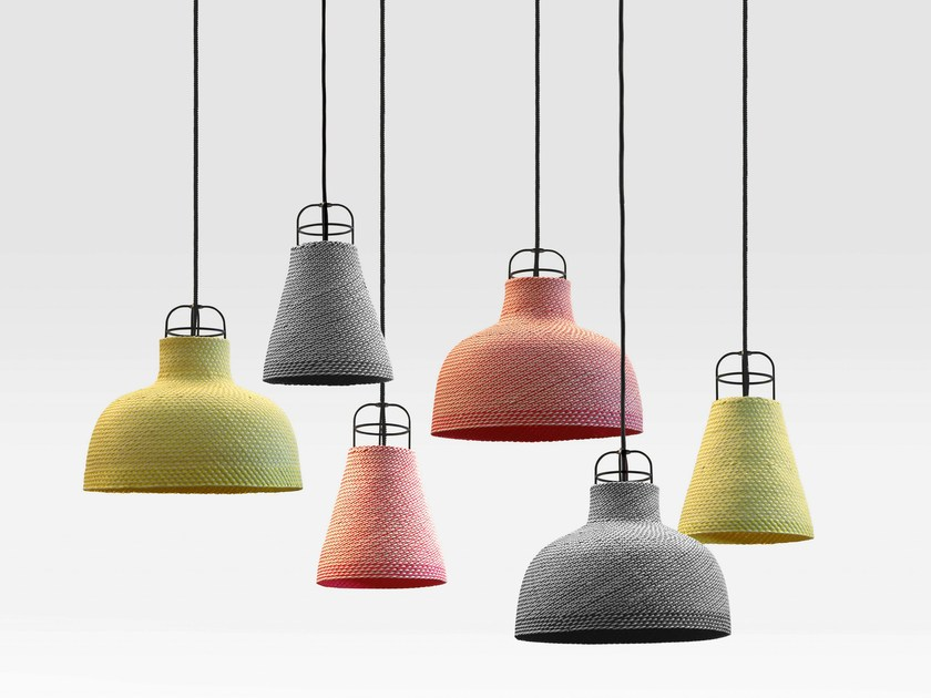 Pendant lamp SARN by Specimen Editions