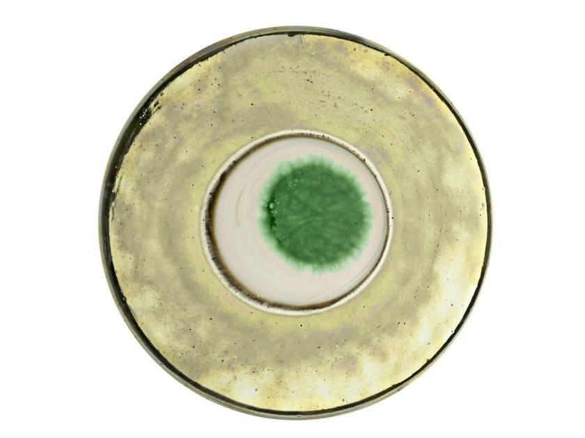 Blown glass decorative object SATURNUS - iittala