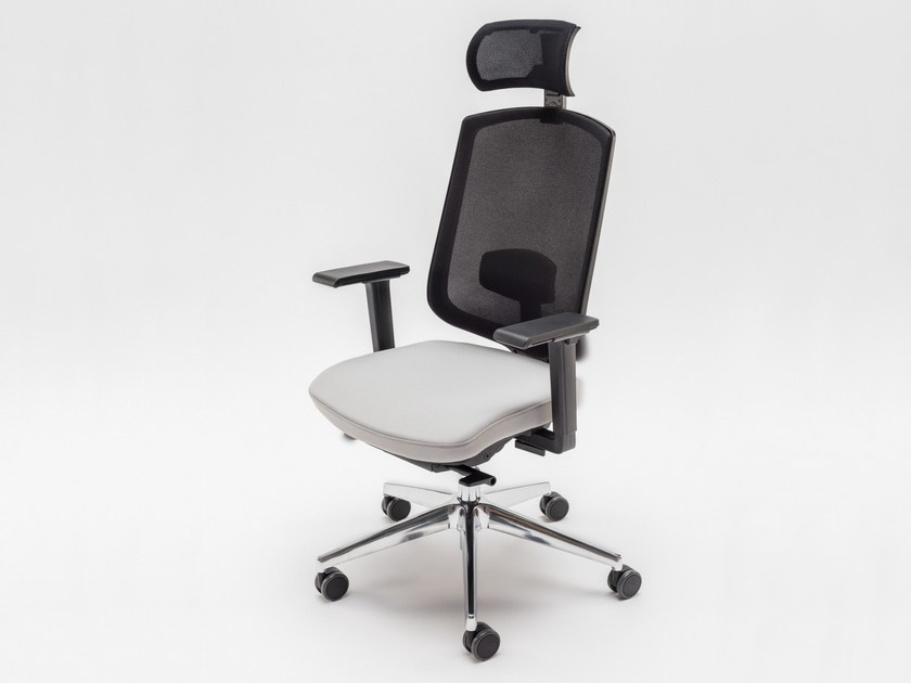 Task chair with 5-Spoke base SAVA | Task chair with casters - MDD