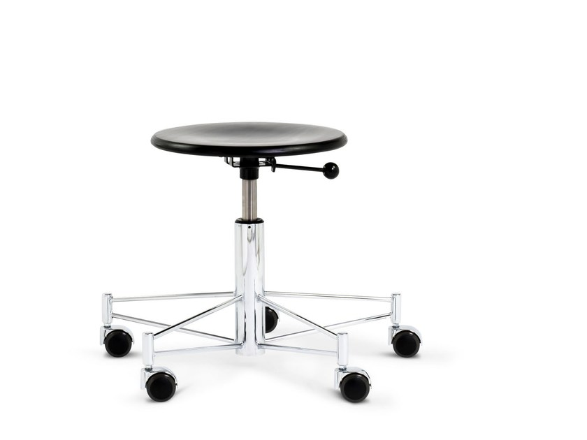 Office stool for designer SBG 193 R - WILDE+SPIETH Designmöbel