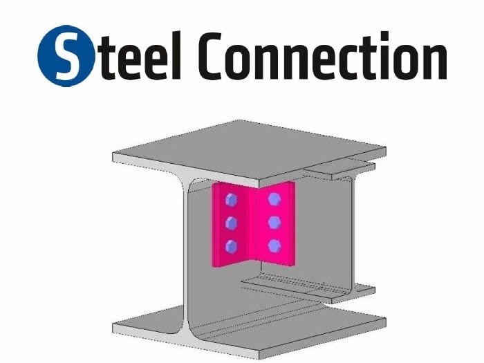 Structural calculation for steel SC - Steel Connection by S.T.A. DATA