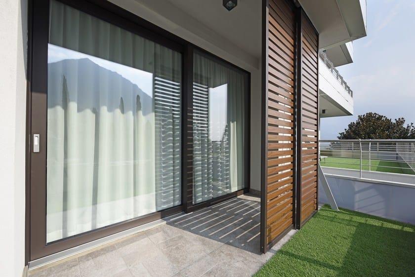 Sistema alzante scorrevole sc156tt finestra alzante for Porte lift and slide