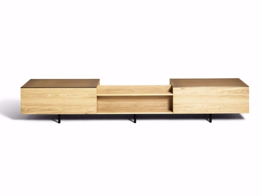 Wooden sideboard with drawers SC16 - DE PADOVA
