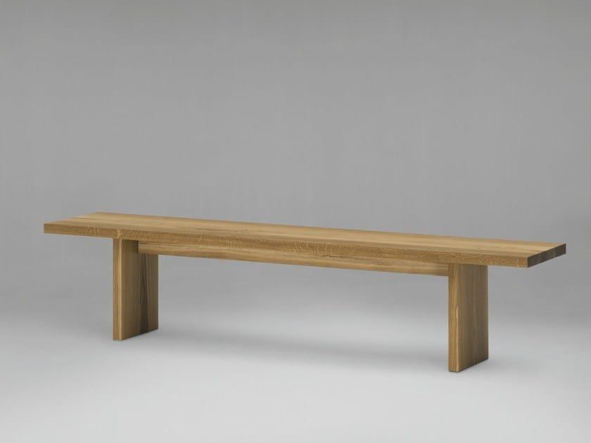 Panca in legno SC35 - Janua