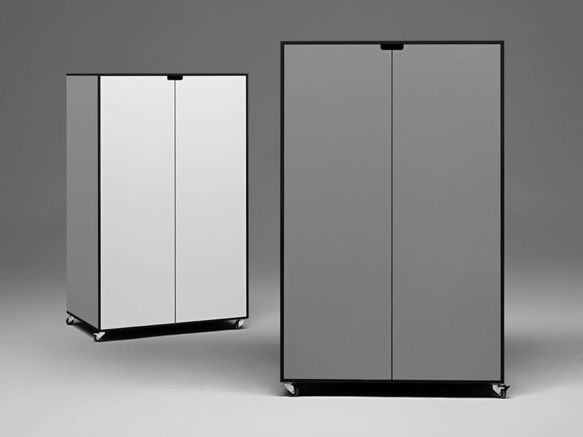 HPL wardrobe SC49 | HPL wardrobe - Janua