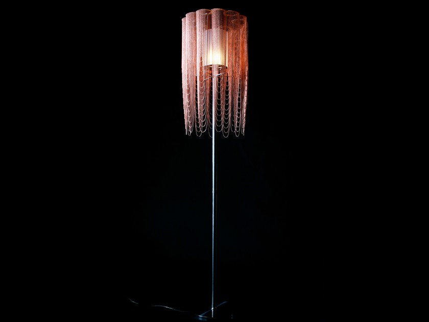 Floor lamp SCALLOPED LOOPED | Floor lamp by Willowlamp