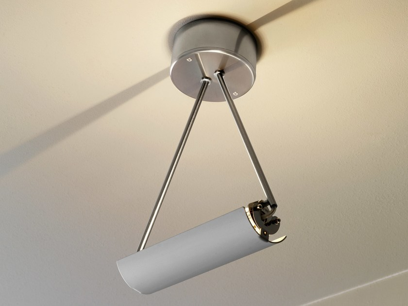 Metal pendant lamp SCINTILLA | Pendant lamp - FontanaArte