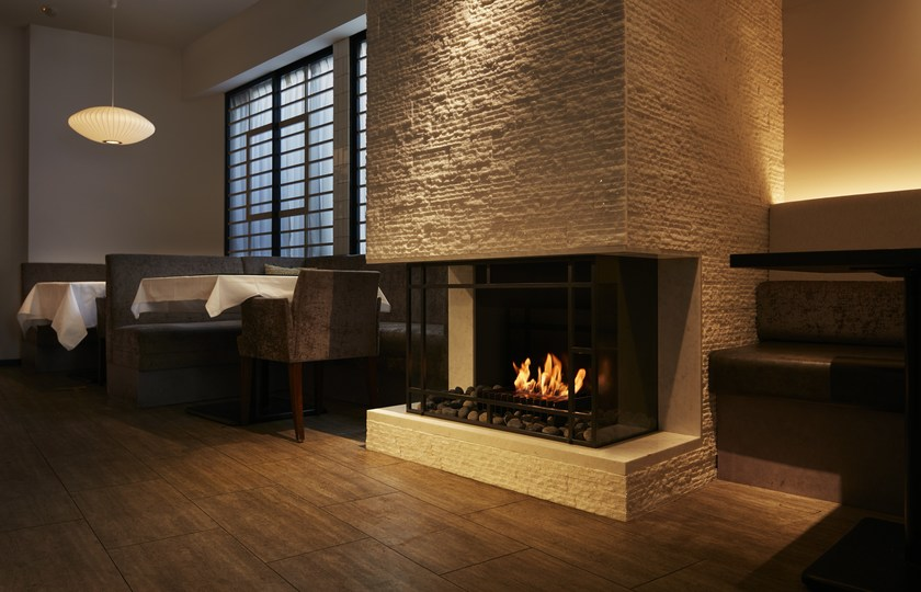 Convert an existing fireplace in minutes SCOPE 340 - EcoSmart Fire