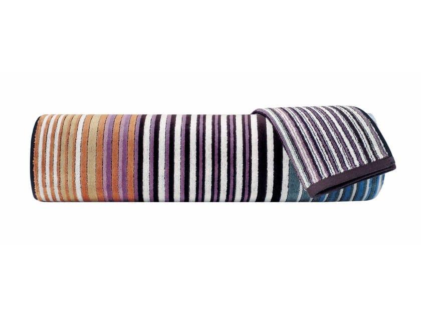 Asciugamano in spugna di cotone SCOTT | Asciugamano - MissoniHome