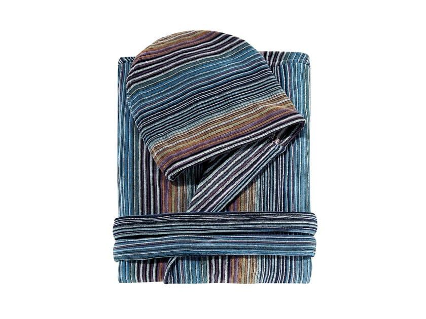 Terry bathrobe SCOTT | Bathrobe - MissoniHome