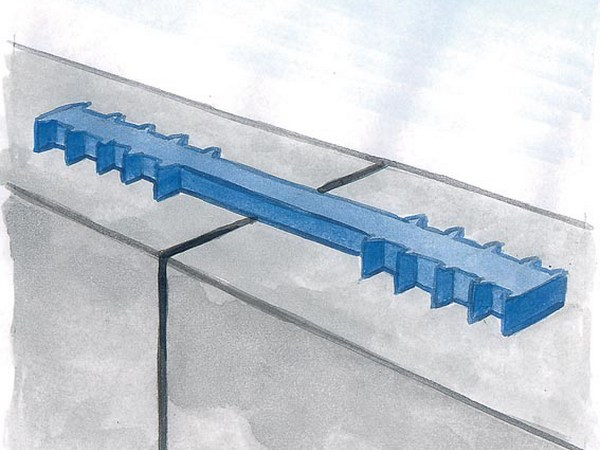 Tape and joint for waterproofing SEALPVC RG 250 by Azichem