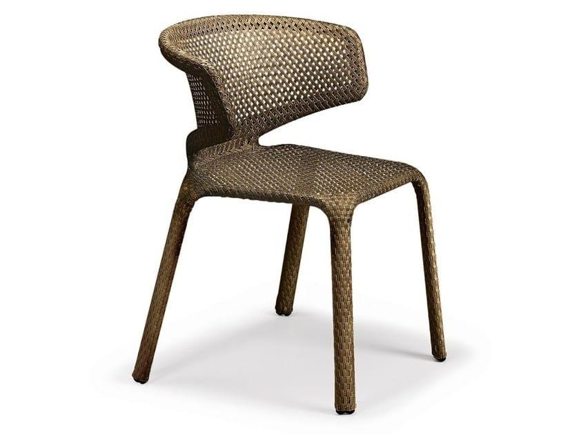 Garden chair SEASHELL | Garden chair by Dedon