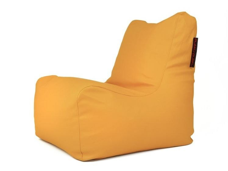 Fabric bean bag with removable cover SEAT OUTSIDE - Pusku pusku