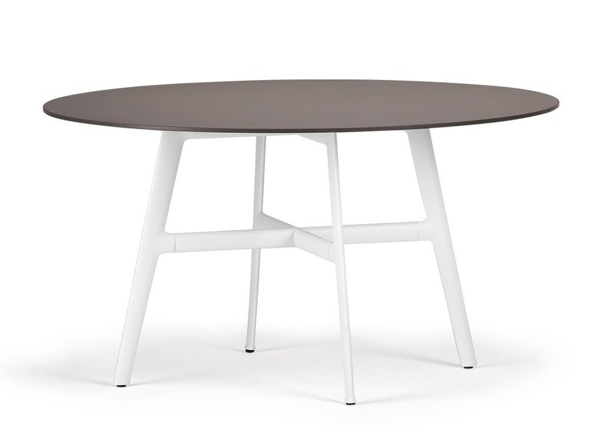 Round garden table SEAX | Round table by Dedon
