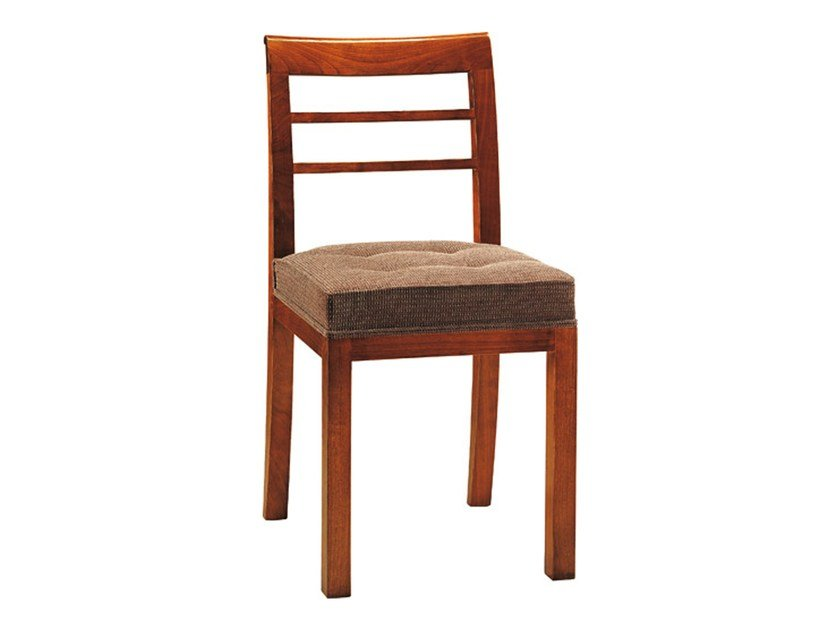 Cherry wood chair IMPERIA | Chair - Morelato
