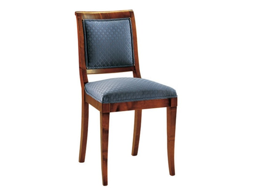 Upholstered chair VIENNA | Chair - Morelato