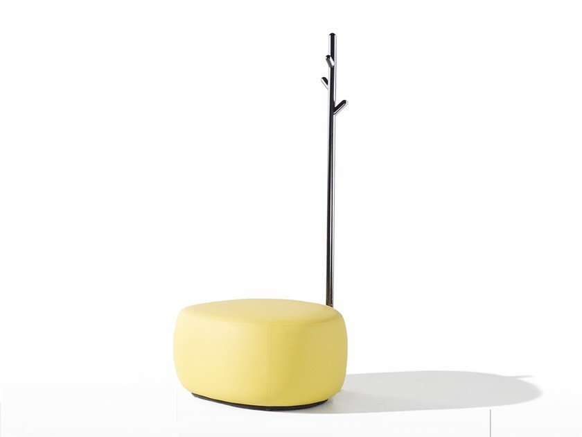 Steel coat stand SEED | Coat rack by Derlot Editions