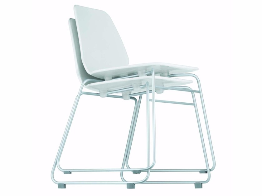 Stackable chair SELINUNTE CHAIR - 531_O - Alias
