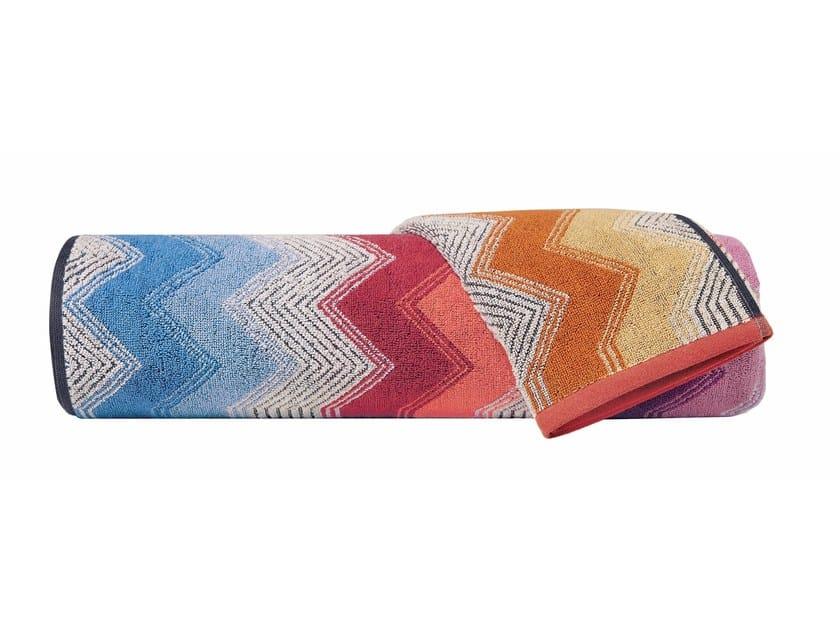 Terry bath Towel SELMA | Bath Towel - MissoniHome